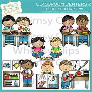 Little Shorties Classroom Centers Clip Art - Two | Clip ...