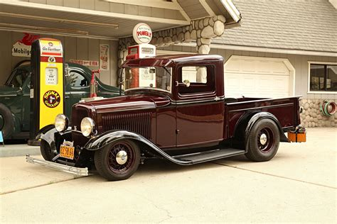Ford Pickup All Hot Rod