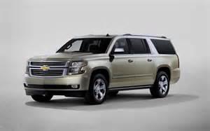 Chevy SUV Chevrolet Suburban 2017
