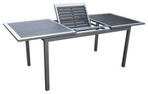 outdoor furniture tables only kontiki dining sets composite medium ideal for 6 seats
