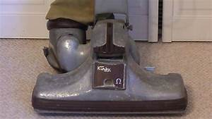 Vintage Kirby Classic Omega Upright Vacuum Cleaner