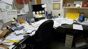 Vive le désordre au bureau