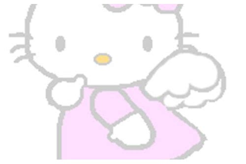 download gambar animasi hellokitty