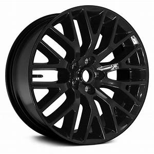For Ford Mustang 15-17 10 Y-Spoke Black 19x9 Alloy Factory Wheel Remanufactured | eBay