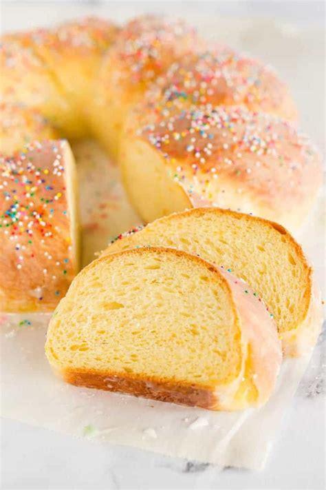 easter bread italian easter bread recipe