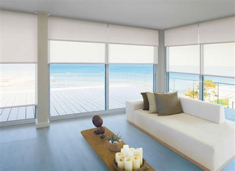 Luxaflex Blinds by Roller Blinds Luxaflex Roller Blinds With Patented Edge