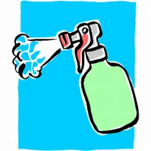 Spray Bottle clipart, cliparts of Spray Bottle free ...