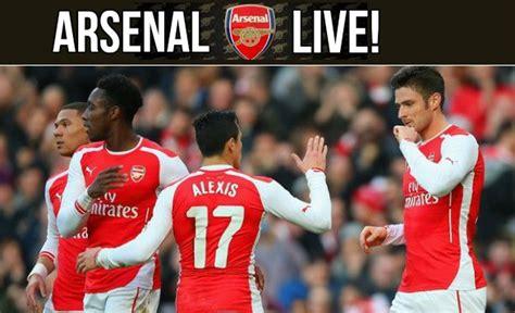Crackstreams Arsenal vs Manchester United Live Stream ...