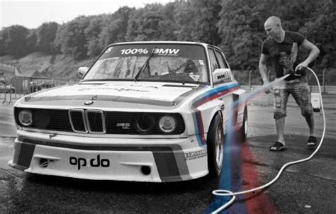 Legendary M5 Csl Race Car For Sale In Sweden