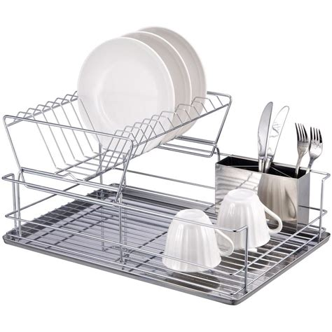 kitchen dish rack ideas kitchen drying rack cosmecol