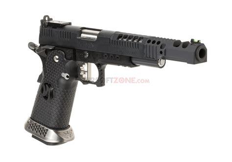 Hx2402 38 Supercomp Race Pistol Gbb (aw Custom) With