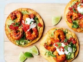 green and white kitchen ideas shrimp avocado tostadas recipe food kitchen