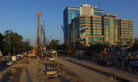 Development In Lahore Has Made Life Unbearable For Its