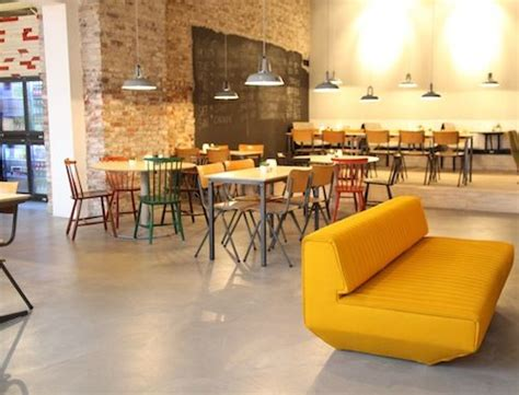 The Kitchen Rotterdam #cafe #design Seating At Tables And