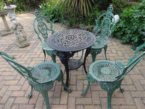 Cast Iron Patio Furniture by Bcp Outdoor Patio Garden Bench Park Yard Furniture Cast