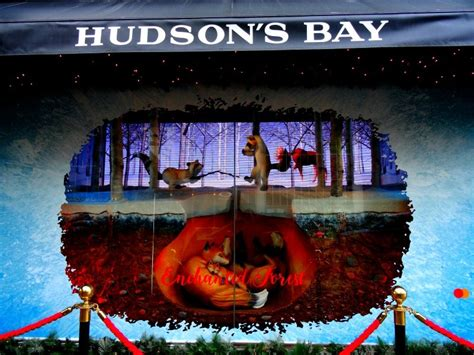 hudson bay christmas tree ads where to find the toronto spirit the world as i see it