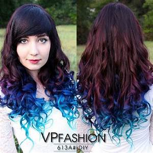 Blue Dip Dye Hair Archives - Vpfashion Vpfashion