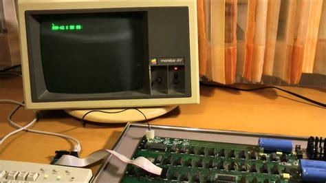My Working Original 1976 Apple I