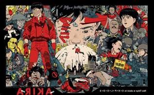 Akira Japanese Anime