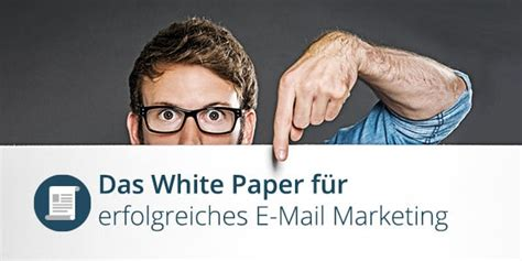 white paper statistiken und trends im  mail marketing