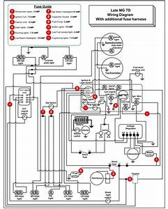 1952 mg td wiring diagram 1953 mg td wiring diagram wiring With 19501952 telecaster wiring kit switching