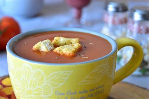 soupe de tomate fra 238 che cr 233 meuse le cuisine de samar