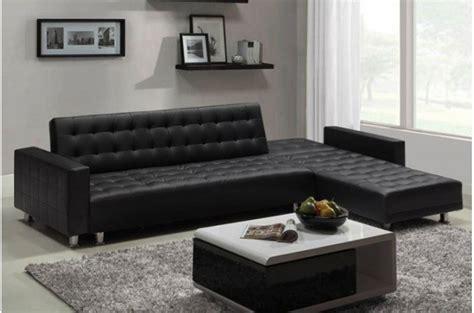 deco canape noir canapé d 39 angle noir pas cher