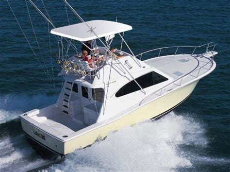 Luhrs Boats by Used Luhrs Yachts For Sale
