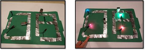 nitty gritty science stem activity holiday light circuits