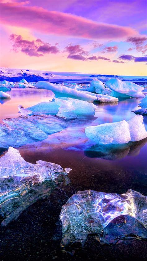 superbes fonds decran oceanglace pour iphone    iphone cs jcsatanas
