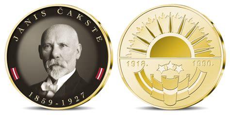 """Medaļu komplekts """"Latvijas valsts prezidenti 1922-1940 ..."""