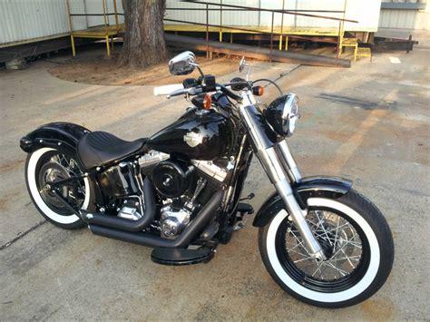 2013 Harley Softail Slim Bad A$$
