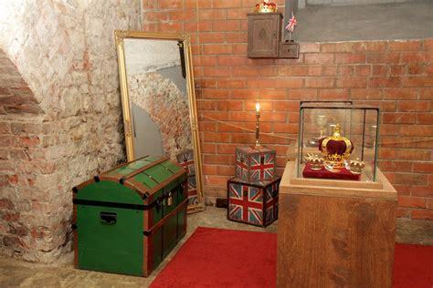 Escape Room: Šerloks Holmss un karaliskie dārgumi | Escape Room Map