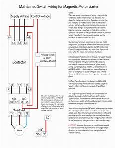 Unique Wiring Diagram Of Electrical Contactor