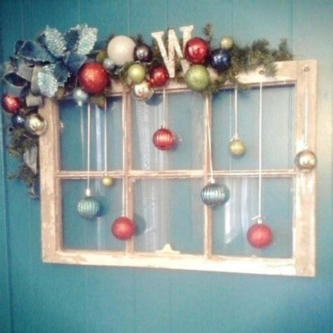 diy christmas window decorating ideas window frames diy ideas and window frame crafts