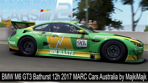 Bmw M6 Gt3 Bathurst 12h 2017 Marc Cars