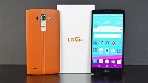 lg g4 unboxing review