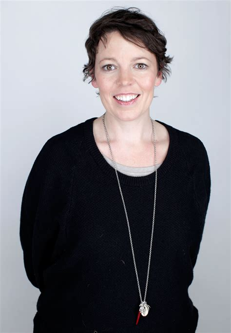 Red Carpet Dress Online by When Red Met Olivia Colman Olivia Colman Interview Red