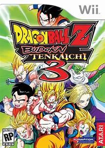 Descargar Dragon Ball Z Budokai Tenkaichi 3 Para Wii ...