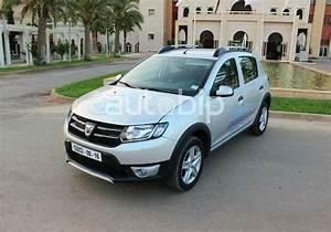 Dacia Sandero Stepway Occasion Le Bon Coin : les voiture a vendre en algerie 2017 ~ Gottalentnigeria.com Avis de Voitures