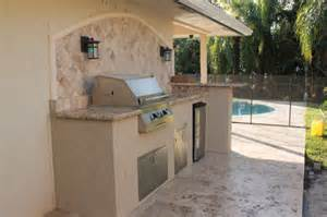 outdoor kitchen backsplash custom outdoor kitchen with granite counter and marble backsplash gas grills parts