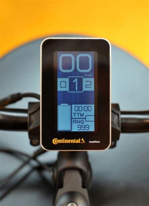 bike antrieb von continental mit mittelmotor auf den
