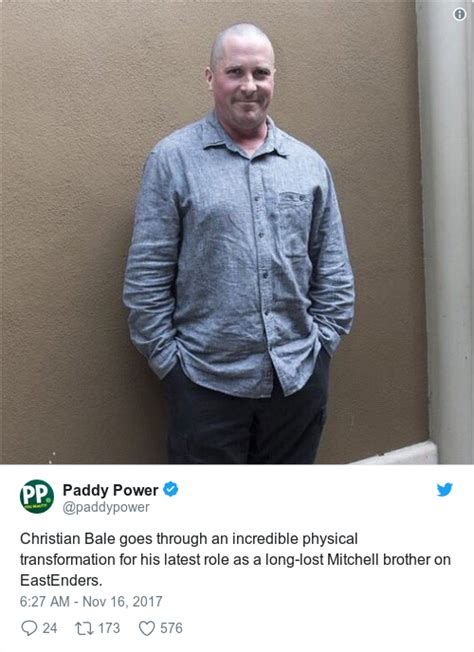 Christian Bale Barely Believable Transformation Into