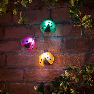 Solar garden wall lights ways to light your