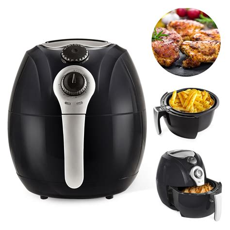 fryer air chef cooking parts healthy safe simple capacity fryers cook dishwasher oil amazon emeril liter kitchen airfryer popular haier