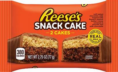 Snack Cakes Reese Cake Chocolate Reeses Morning