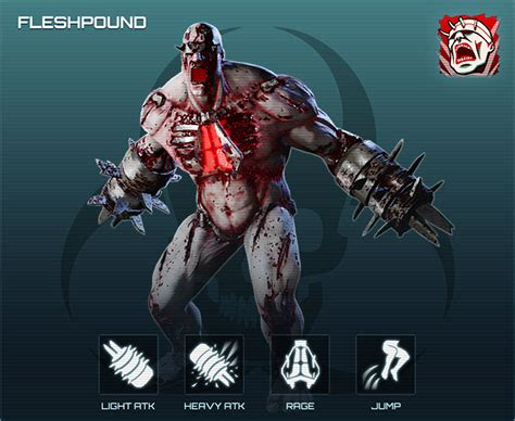 killing floor 2 fleshpound fleshpound killing floor 2 vs tripwire interactive wiki