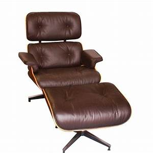 Eames Chair Lounge : eames inspired inspired rosewood lounge chair with ottoman eames inspired from only home uk ~ Buech-reservation.com Haus und Dekorationen