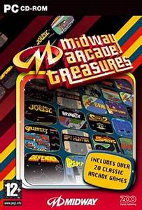 Midway Arcade Treasures StrategyWiki The Video Game