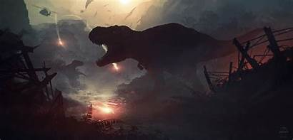 Jurassic Dinosaurs Apocalyptic Wallpapers Desktop Backgrounds